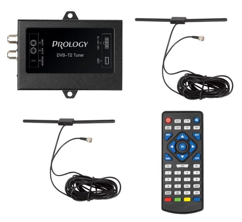 Prology DVB-T2 Tuner - первый ТВ-тюнер цифрового вещания Т2 поступил в продажу!
