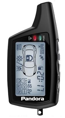 Автомобильная сигнализация Pandora DX-50B уже в продаже.