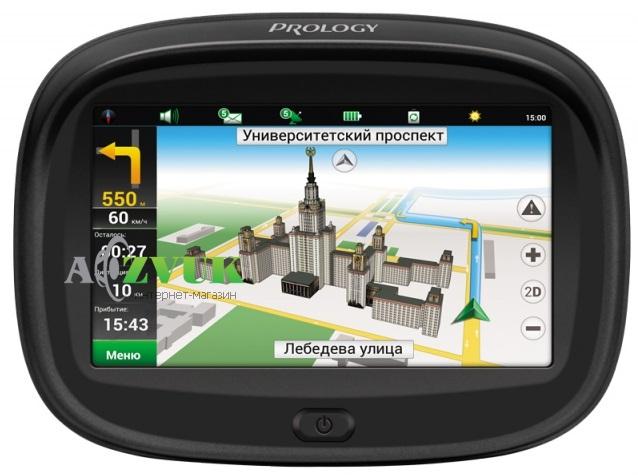 Prology представляет новую портативную навигационную систему для мототехники - Prology iMap MOTO.