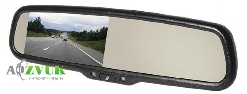 Видео обзор зеркала с видеорегистратором Gazer
