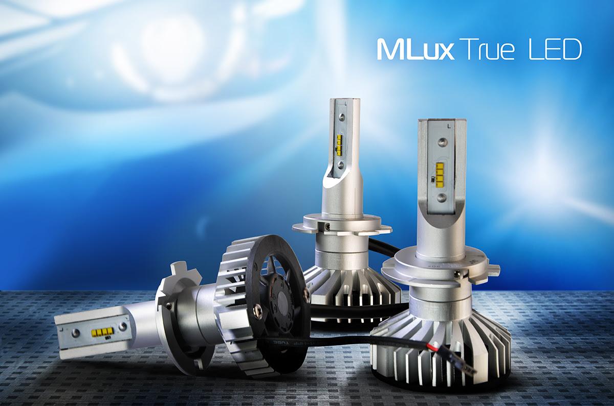 Новинка! Уже в наличии! Светодиодные лампы MLux серии True LED!