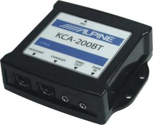 Bluetooth адаптер Alpine KCA-200BT