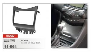 Carav 11-061 Honda Accord 2002-2007 2din