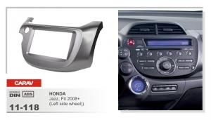 Carav 11-118 Honda Jazz/Fit 08->