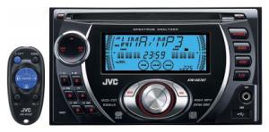 Автомагнитола 2-DIN JVC KW-XG707EE