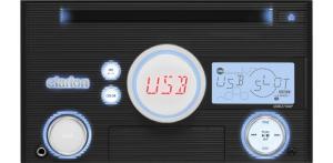 Автомагнитола 2-DIN Clarion UDB-275MP