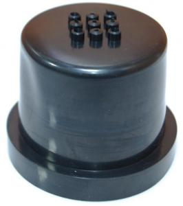 Крышка блока фары резиновая Baxster DUST COVER DC09 (75мм)