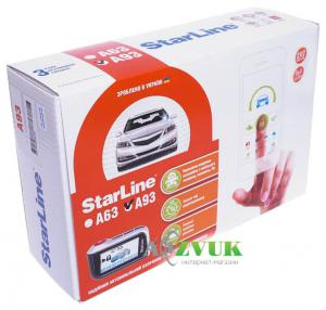 Starline A93 2CAN-LIN GSM ECO