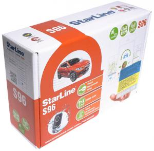 Starline S96 BT 2CAN+2LIN GSM, GPS