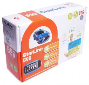 StarLine B96 2CAN+2LIN GSM-GPS