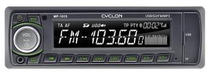Автомагнитола 1-DIN CYCLON MP-1015