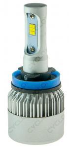 Светодиодные лампы (led) CYCLON LED H11 5000K 4500LM FAN TYPE 8A