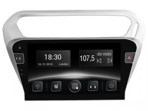 Штатная Магнитола Gazer CM6510-ELS Citroen C-Elysee, 2012+ и Peugeot 301, 2012+