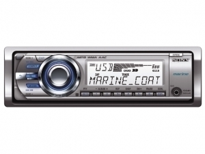 Sony CDX-MR60UI Marine
