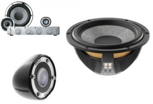 Focal Utopia Be Kit N7 Passive 3-way system