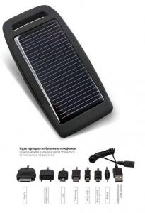 зарядное устройство на солнечных батареях - Схемы.
