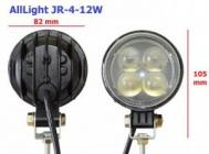 AllLight JR-4-12W 4chip EPISTAR 9-30V