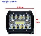 AllLight J-60W 20 chip EPISTAR 9-30V