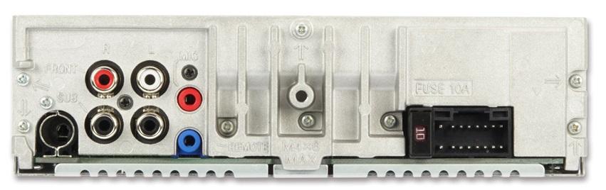 Автомагнитола 1-DIN Alpine CDE-203BT