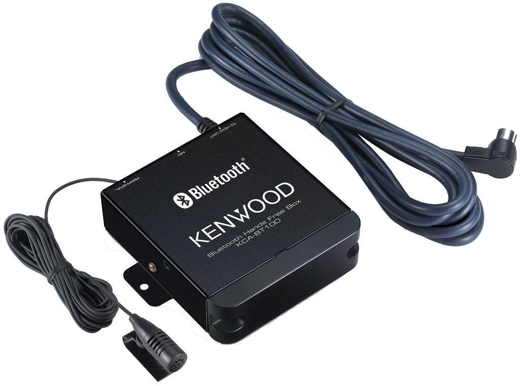 Bluetooth адаптер Kenwood KCA-BT100