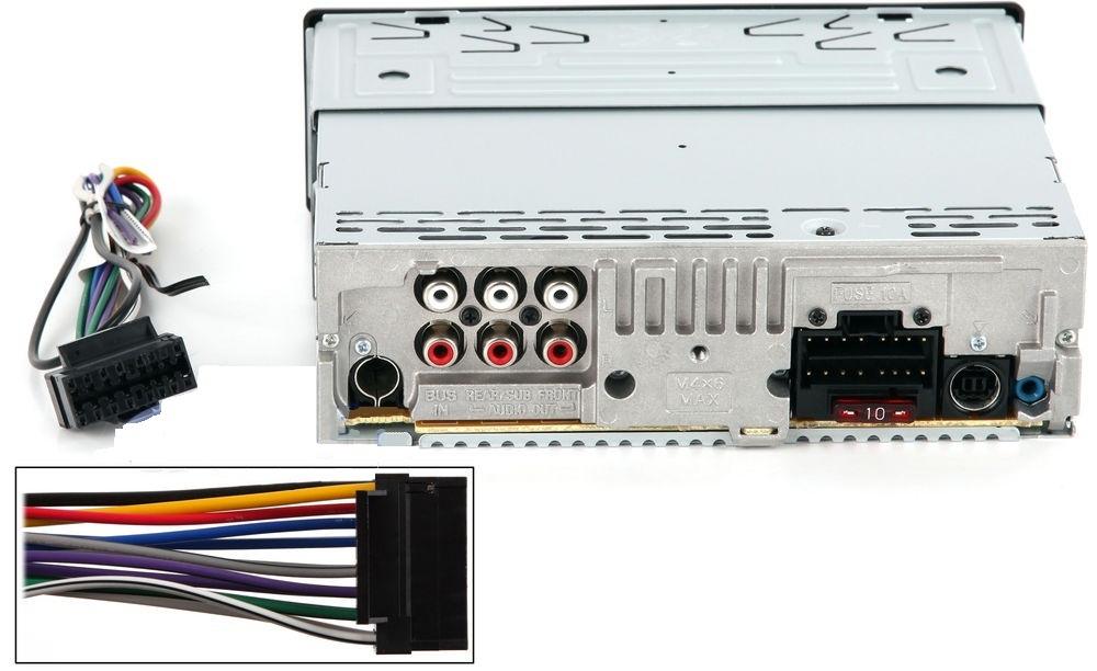 автомагнитола 1 din sony cdx gt550ui купить в киеве и украине цена описание характеристики