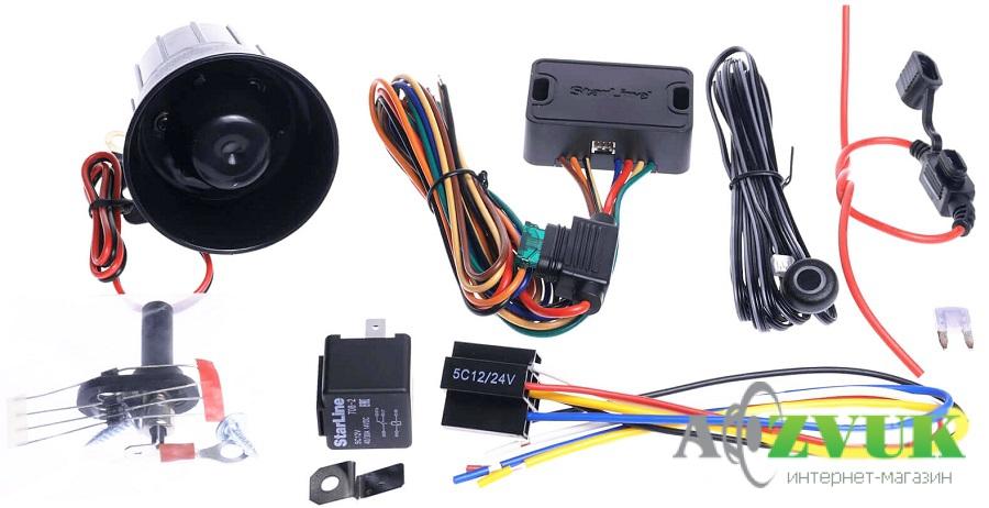 Автосигнализация Starline S96 BT 2CAN+2LIN GSM, GPS