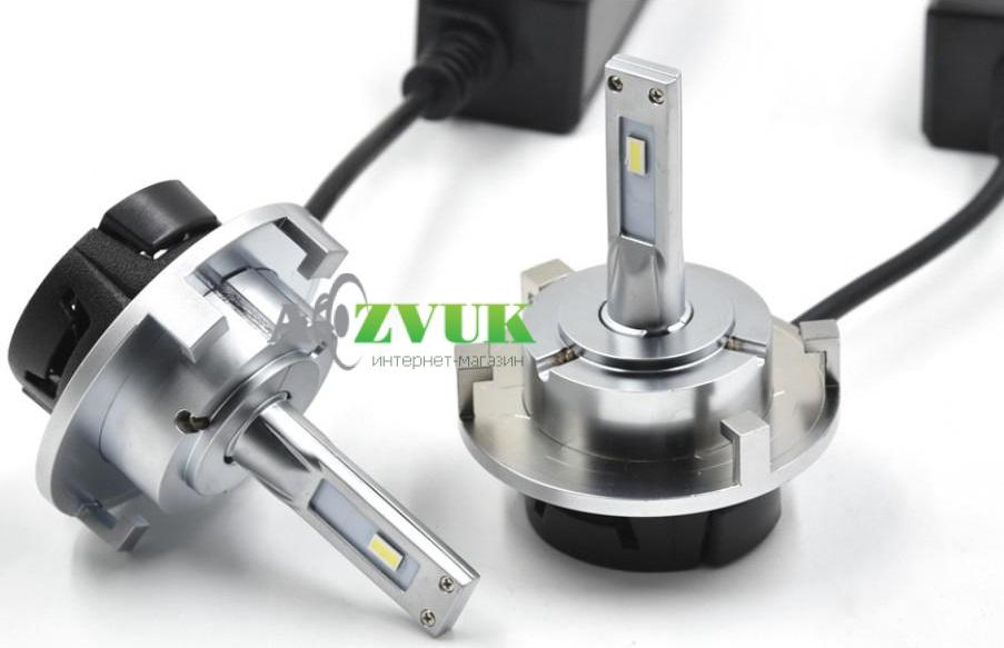 Светодиодные лампы (led) ALed R H7 6000K 30W RH7Y07L Kia/Hyundai 2018+