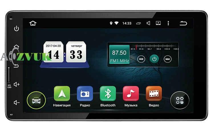 Штатная Магнитола Incar TSA-6197 Mitsubishi Outlander 2013+ Android 8.0