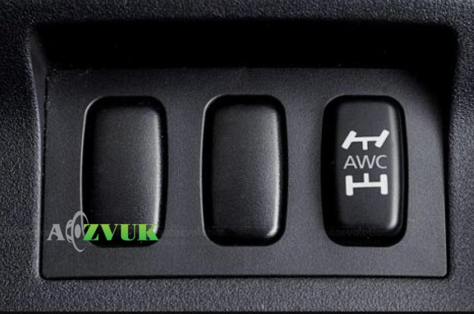 Разъем USB в штатную заглушку Carav 17-107 Mitsubishi / 2 порта: аудио + зарядное устройство