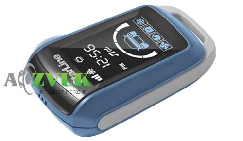 Автосигнализация StarLine A95 BT CAN+LIN GSM