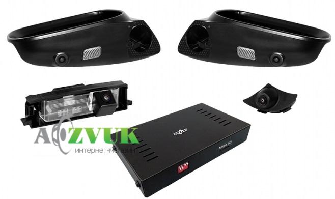 Видеорегистратор Gazer CKR4400-XA3 (Toyota RAV4)