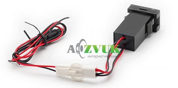 USB разъем Toyota - Lexus CARAV 17-204