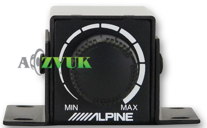 Аксессуары к усилителям Alpine RUX-KNOB2