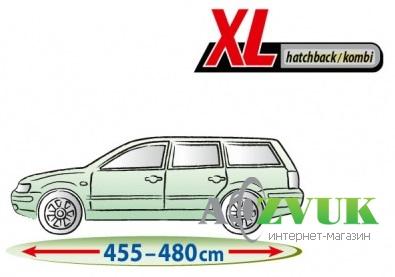 Автомобильный тент Kegel-Blazusiak Silver Garage XL Hatchback (455-480см) 5-4429-243-0210