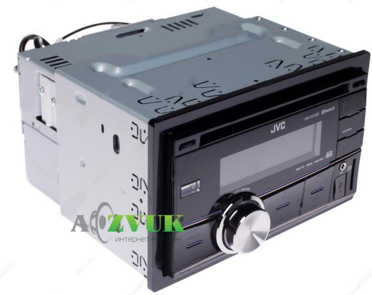 Автомагнитола 2-DIN JVС KW-SD70BTEYD