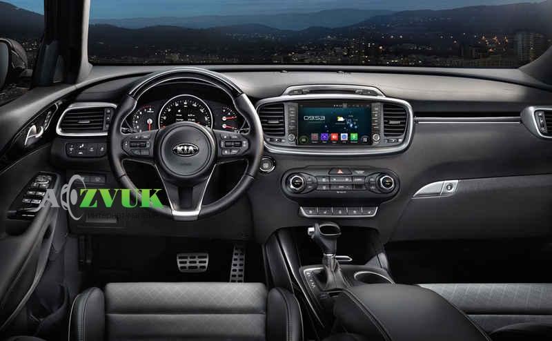 Штатная Магнитола Incar AHR-1896 Kia Sorento 2015+ Android 5.1