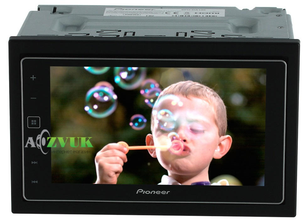 Автомагнитола DVD Pioneer SPH-DA120