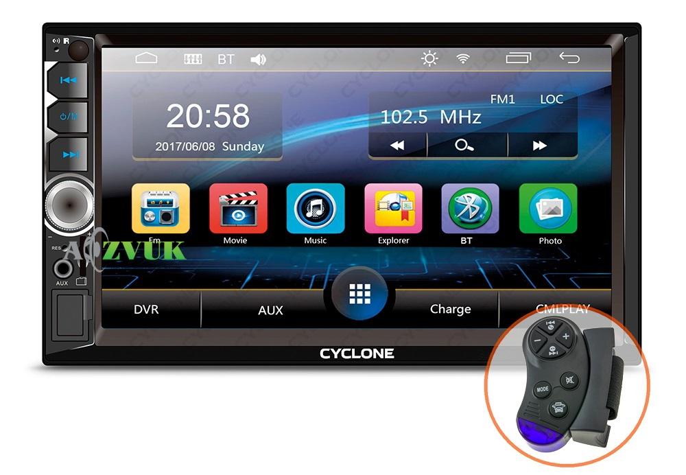 Автомагнитола DVD CYCLON MP-7033