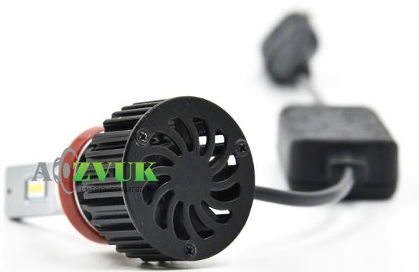 Светодиодные лампы (led) ALed X H11 6000K 35W XH11C08