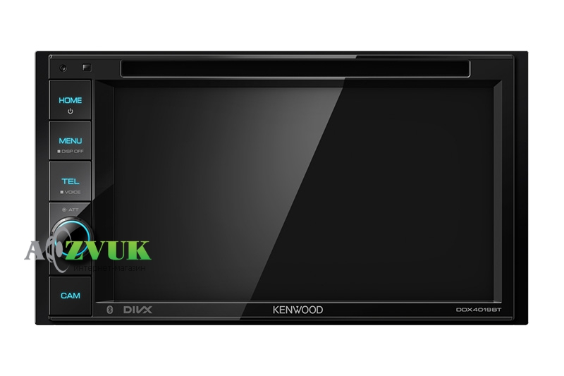 Автомагнитола DVD Kenwood DDX-4019BT