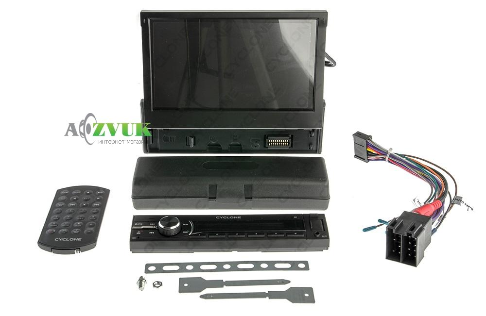 Автомагнитола DVD CYCLON MP-7058