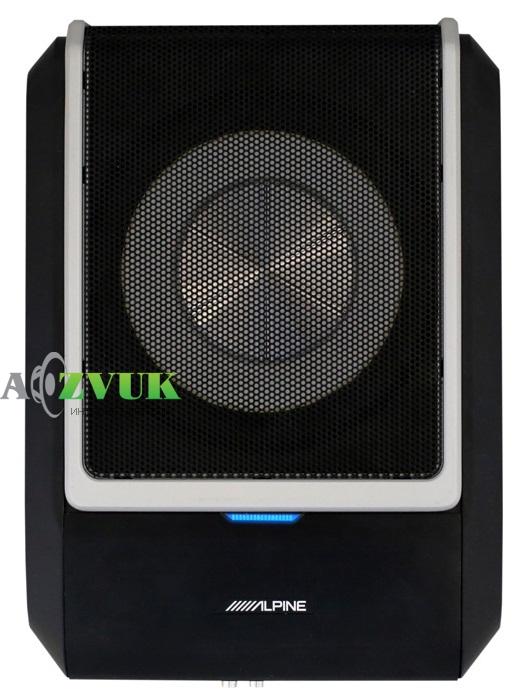 Сабвуфер Alpine PWD-X5 (с усилителем и звуковым процессором)