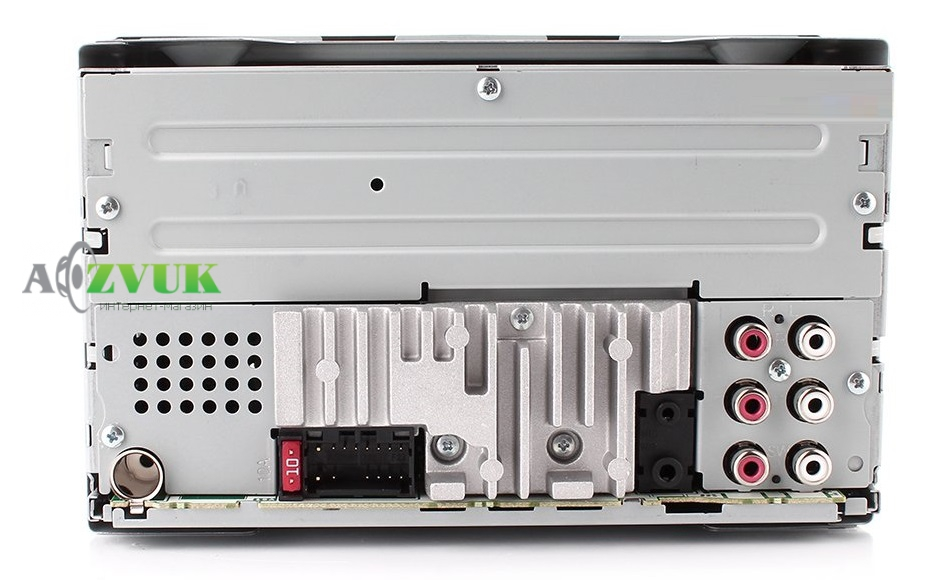 Автомагнитола 2-DIN Pioneer MVH-S610BT