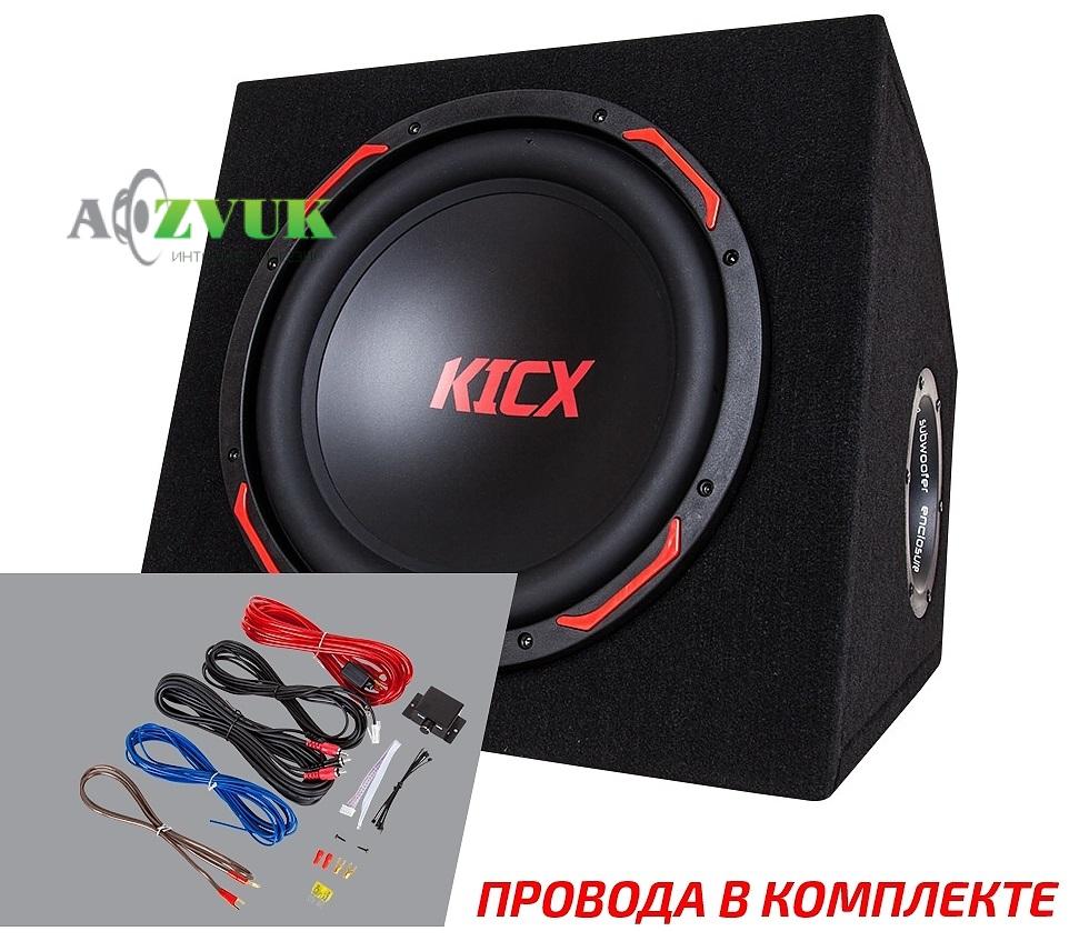 Сабвуфер Kicx GT-301BA