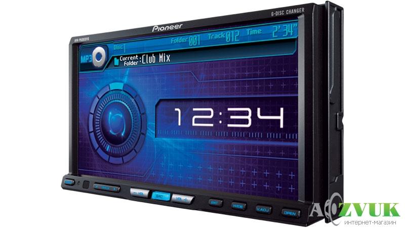 Автомагнитола DVD Pioneer AVH-P6000DVD