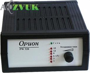 форум схема пуско зарядное устройство ОРИОН PW 320 - Исскуство схемотехники.