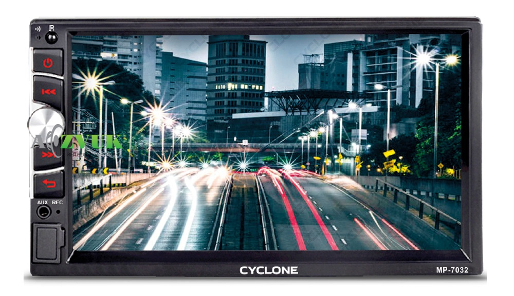 Автомагнитола DVD CYCLON MP-7032