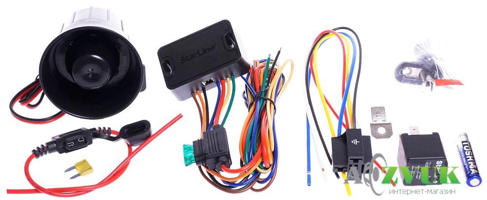 Автосигнализация StarLine A96 2CAN+2LIN GSM GPS