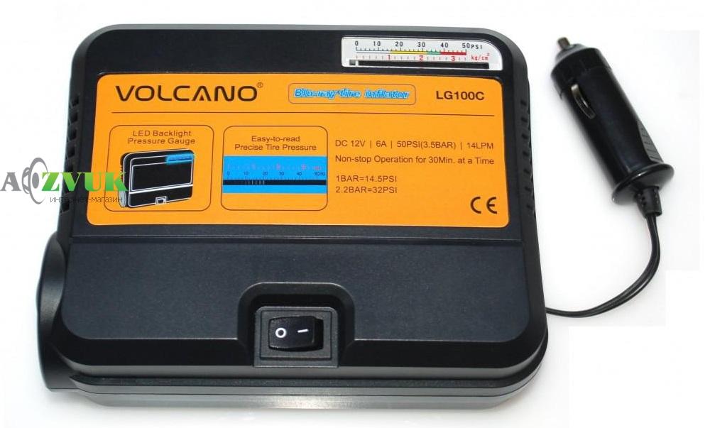 Компрессор Volcano LG100C