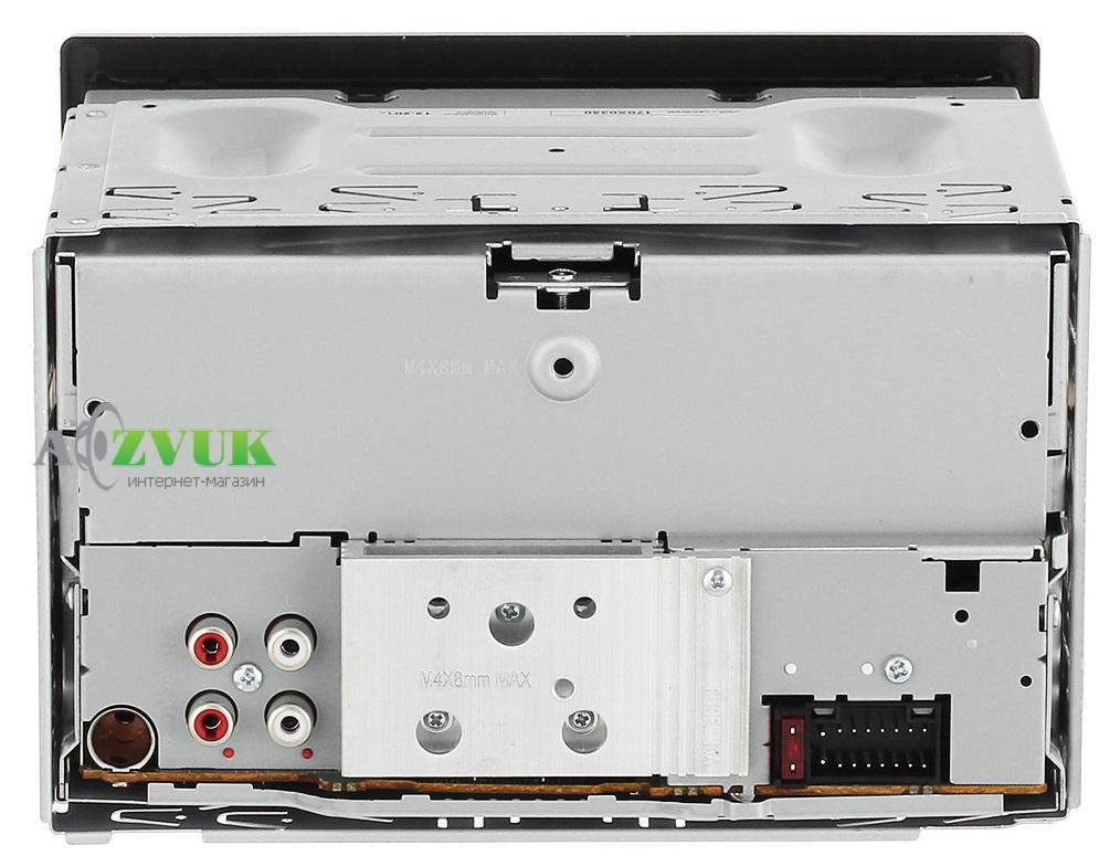 Автомагнитола 2-DIN Kenwood DPX-3000U